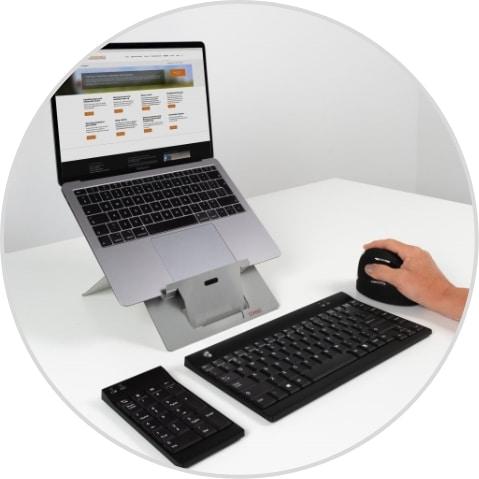 Online (thuis)werkplek